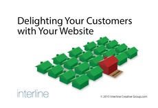 Delighting Customers with Your Website