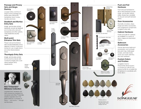LongLeaf Product Brochure